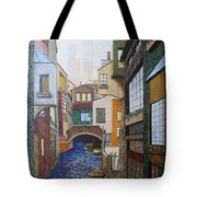 Watered World Tote Bag