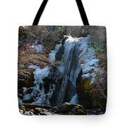 Waterfall 4 Tote Bag