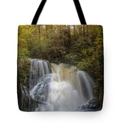 Waterfall After The Rain Tote Bag