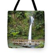 Waterfall Bridge Tote Bag
