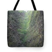 100453-waterfall Chute  Tote Bag