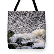 Waterfall Dance Tote Bag