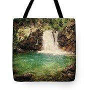 Waterfall Dreaming Tote Bag