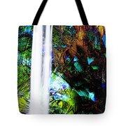 Waterfall Enchantment II Tote Bag