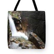 Waterfall Flume Gorge - Nh Tote Bag