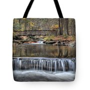 Waterfall - George Childs State Park Tote Bag