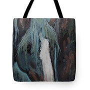 Waterfall II Tote Bag