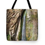 Waterfall In Ronda Tote Bag