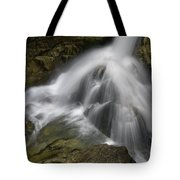 Waterfall In The Rocks Tote Bag