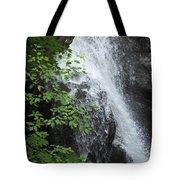 Waterfall Mine Kill State Park New York Tote Bag