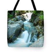 Waterfall Near Paradise Tote Bag