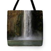 Waterfall Oasis Tote Bag