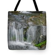 Waterfall On The Paradise River Tote Bag