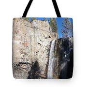 Waterfall Rainbow Tote Bag