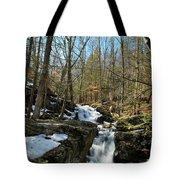 Waterfall Rush Tote Bag