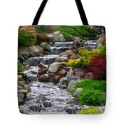 Waterfall Tote Bag by Tom Prendergast