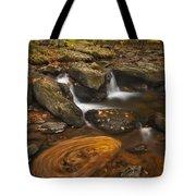 Waterfalls And Swirl Tote Bag