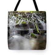 Waterfalls In Marlay Park Tote Bag