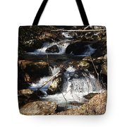 Forever Flowing Tote Bag
