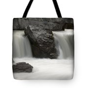 Waterfalls On Nigel Creek Tote Bag