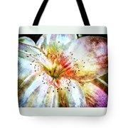 Waterflower Tote Bag