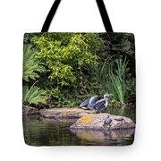 Waterfowl Pond Tote Bag