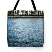 Waterfront Colors Tote Bag