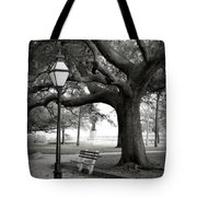 Waterfront Park Tote Bag