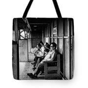 Watergate Memory Tote Bag