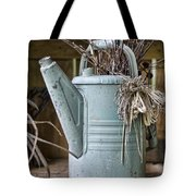 Watering Can Pot Tote Bag