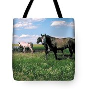 Watering Hole 2 Tote Bag