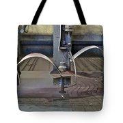 Waterjet Cutter Tote Bag