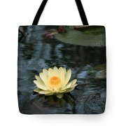 Waterlilly 1 Tote Bag