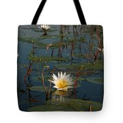 Waterlilly 8 Tote Bag