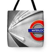 Waterloo Tote Bag