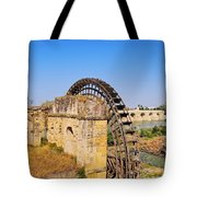Watermill In Cordoba Tote Bag