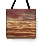 Waterscape Number Seven Tote Bag
