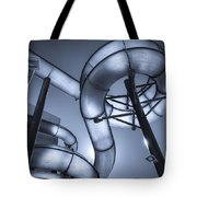 Waterslide Tote Bag