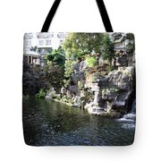 Waterway View Inside The Opryland Hotel In Nashville Tennessee In 2009 Tote Bag
