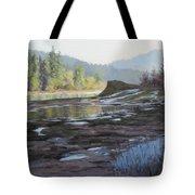 Waterways Tote Bag