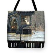 Waterways Yesterdays Tote Bag