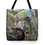 Waterwheel At Stone Mountain Tote Bag