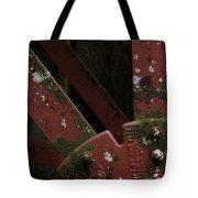 Waterwheel Up Close Tote Bag