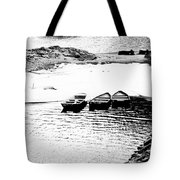 Wating For The Thaw Tote Bag