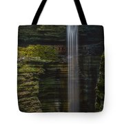 Watkins Glen Central Cascade Tote Bag