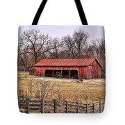 Watkins Mill Barn Tote Bag