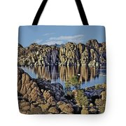 Watson Lake Tote Bag