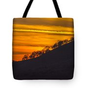 Watts Valley Sunset Tote Bag