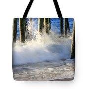 Wave Art 10 Tote Bag