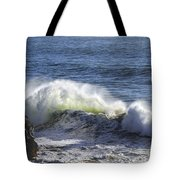 Wave Color Tote Bag